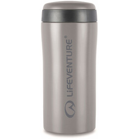Lifeventure Thermobecher 300ml grau